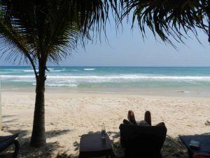 Hotel direkt am Indischen Ozean Sri Lanka