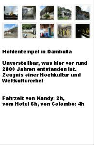 Kurzinfo_Dambulla Höhle Tempel