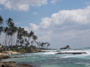 Kogalla Beach Südliches Ende