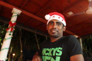 Weihnachtsfeier Wilde Ananas