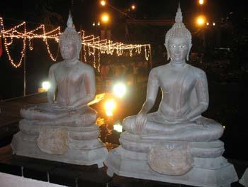 Vesak Wesak ein bedeutender buddhistischer Feiertag im Mai