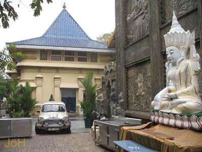 Sehenswürdigkeiten Gangaramaya Temple, 61 Sri Jinarathana Rd, Colombo 00200, Sri Lanka