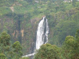 Devon Falls Wasserfälle