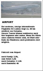Flughafen Colombo