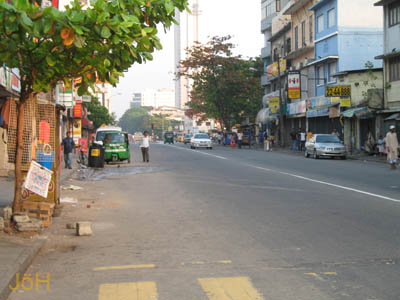 Pettah Colombo Bilder Fotos