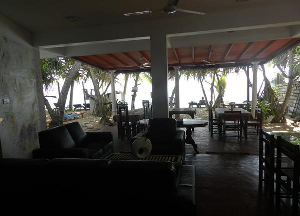 Restaurant im Hotel Wilde Ananas