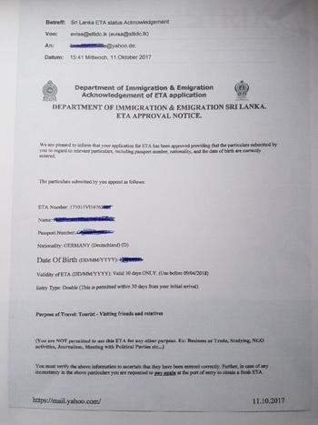 visa-eta-sri-lanka-bestätigung