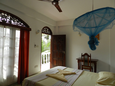 Zimmer room in Sri Lanka